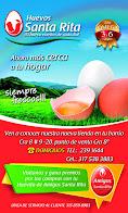 AVICOLA SANTA RITA SAS. NUEVO PUNTO DE VENTA EN LA CARRERA 8 No 9-20
