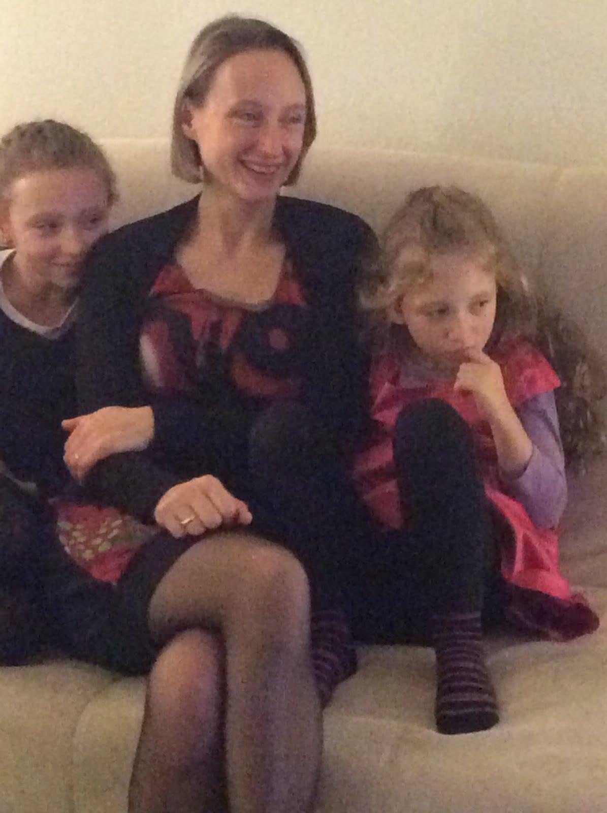 Anya és lányai