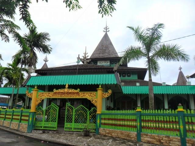 Masjid Sultan Suriansyah - 1526