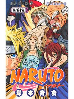 Naruto Manga 582 Español