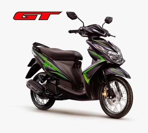 Foto Yamaha GT125 Eagle eye Harga Resmi di indonesia 2014