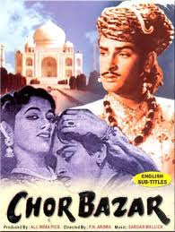 Chor Bazar 1954 Hindi Movie Watch Online