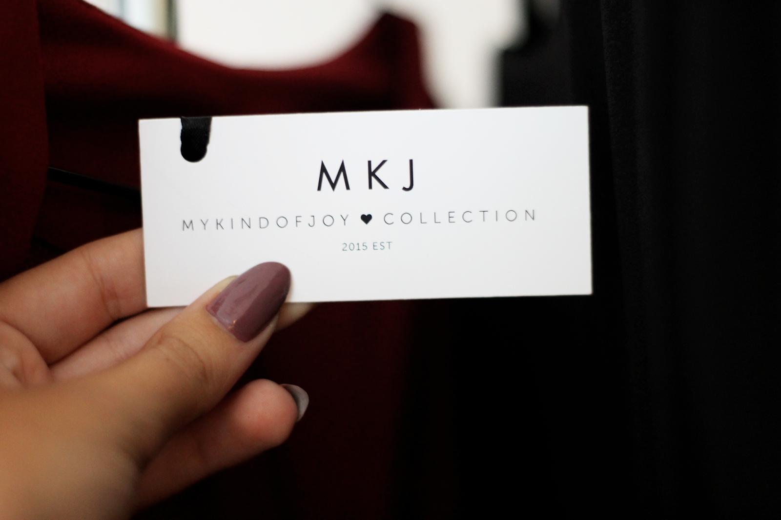MKJ Shop Opening