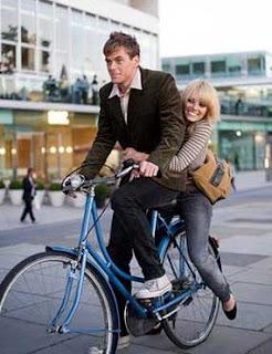 bersepeda berbahaya bagi kehidupan seks
