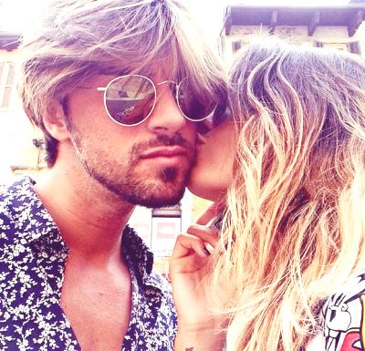 Giorgia Lucini Andrea Damante bacio