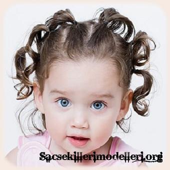 2012 kız bebek saç modelleri kız çocuk saç kesimleri