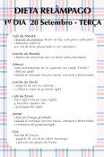 DIETA RELAMPAG O- DIA 01/10