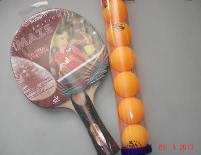 paleta de ping-pong
