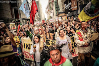 Indigenous at Peoples Climate March