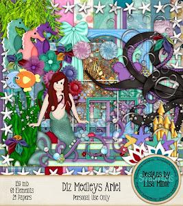 Diz Medleys Ariel