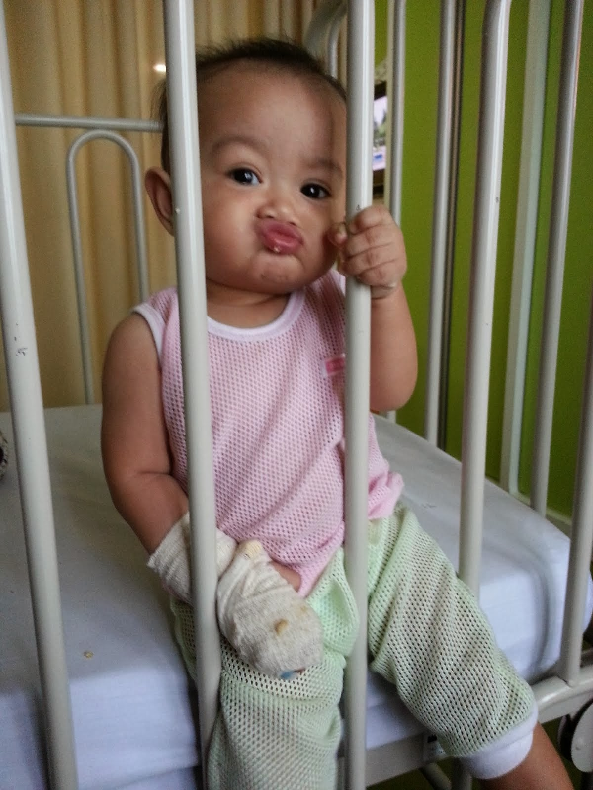 Dhia Batrisyia - 9 month