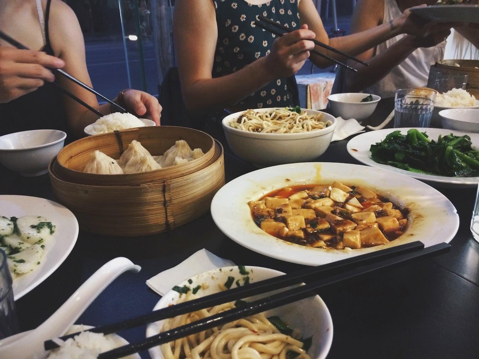 Dumplings, Chinese Food, Melbourne