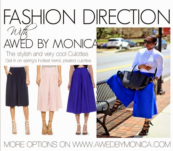 culottes, crop pants, pleated culottes, pleated pants,  pring trends, fashion style, awed by monica, celine, crop pants, knot bag, alexander wang, strappy sandals, must have trends,  AWED BY MONI, STYLE BLOGGER, BLOGGER STYLE, ATLANTA BLOGGER