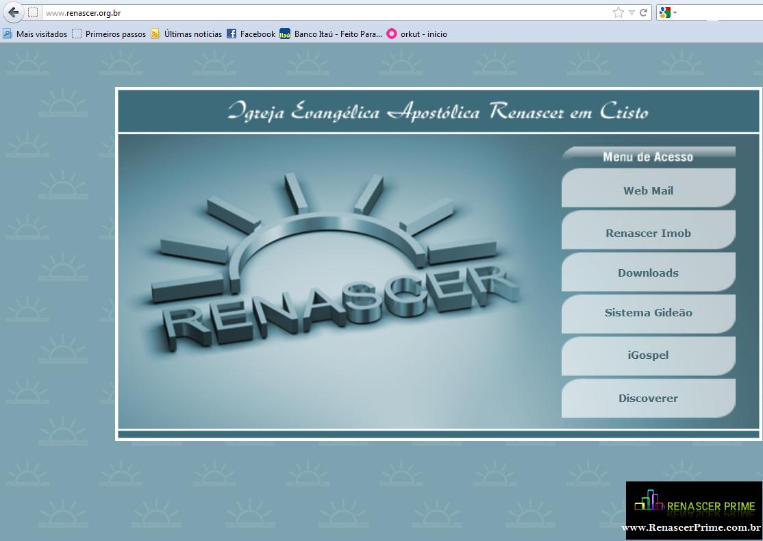 Site da Igreja Renascer é hackeado