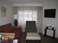 Embassy Suites Room With Conference Room Attached