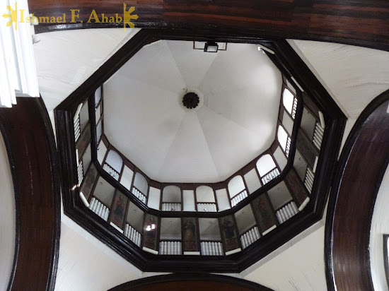 Dome of Santa Ana Church, Manila
