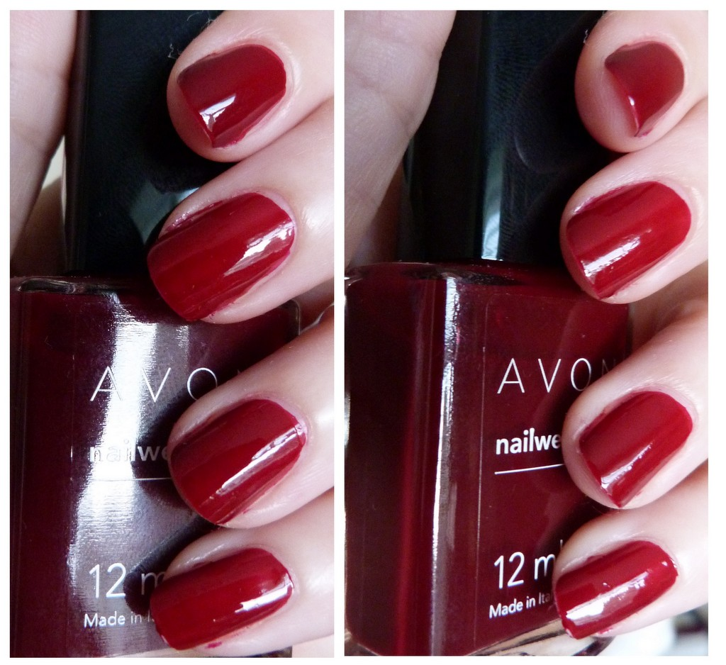 New nailwear pro+ polishes from Avon - photos and swatches galore ...