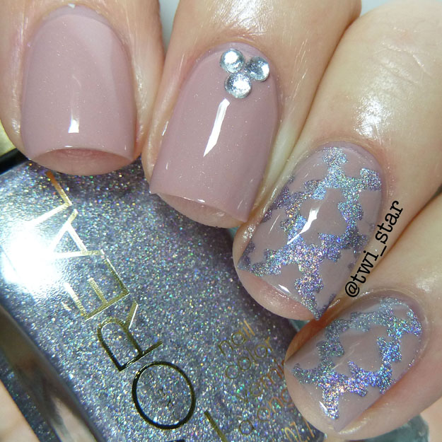 Loreal Masked Affair swatch