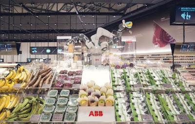 Supermercado do futuro