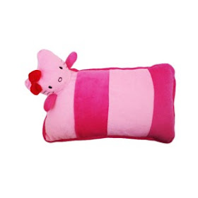 BANTAL BABY KEPALA HELLO KITTY