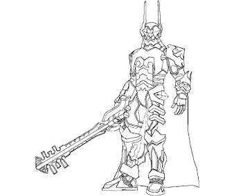 #3 Terra Coloring Page