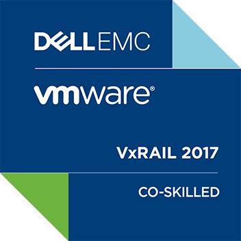 VXRail Co-Skilled