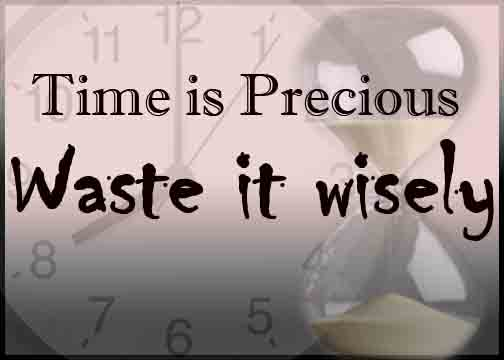Precious time calculator