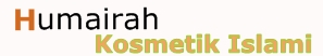 logo humairah kosmetik