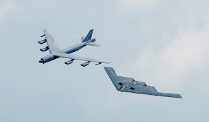 B-52 STRATOFORTRESS AND B-2 SPIRIT