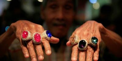 5 Penemuan Batu Akik Bernilai Miliaran Rupiah