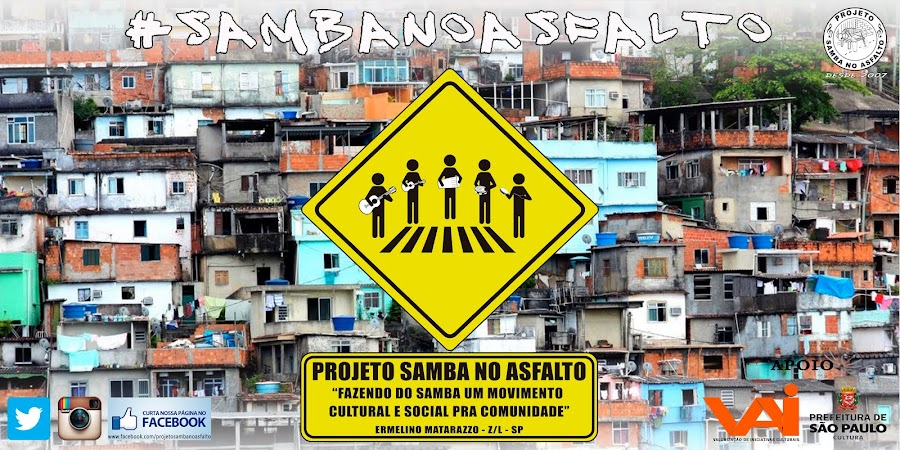 Projeto Samba no Asfalto