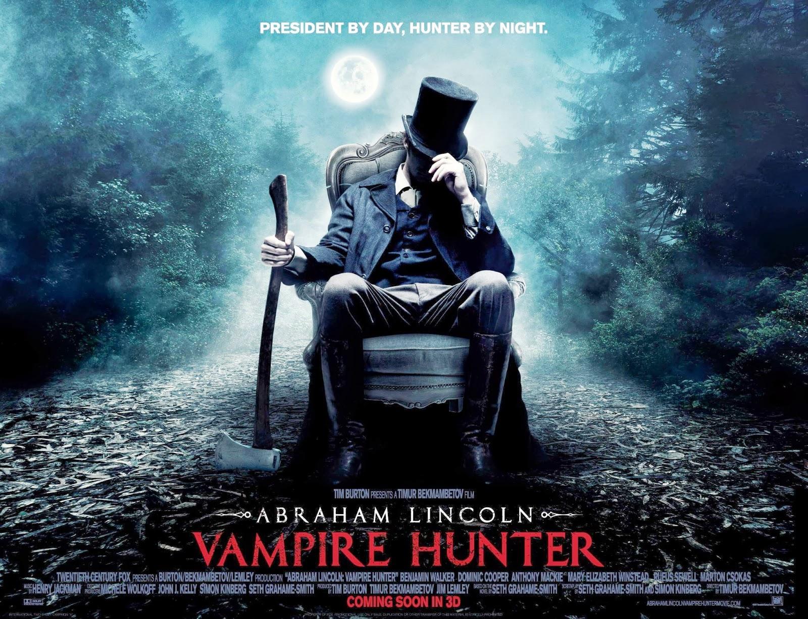 vampire hunter: