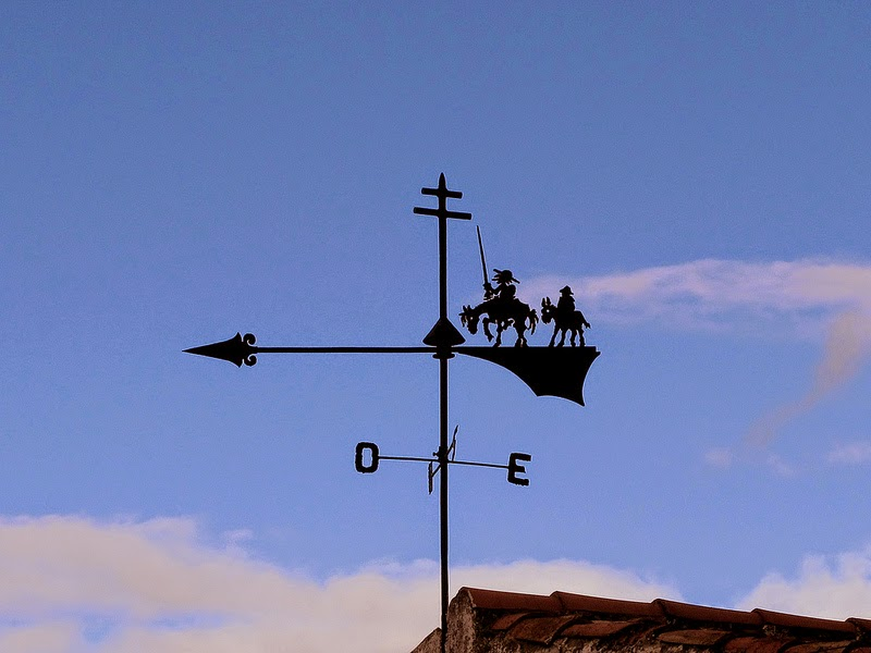 Grammazzle Veleta Don Quijote de la Mancha Jacinta Llunch Valero