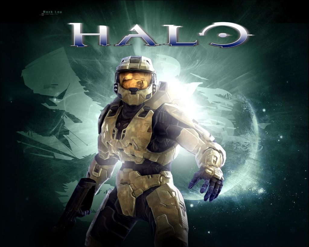Halo HD & Widescreen Wallpaper 0.547482360526435
