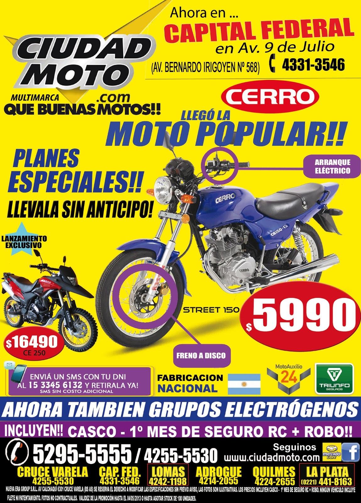 Motos Argentinas News Ole Motociclismo Tati Mercado En
