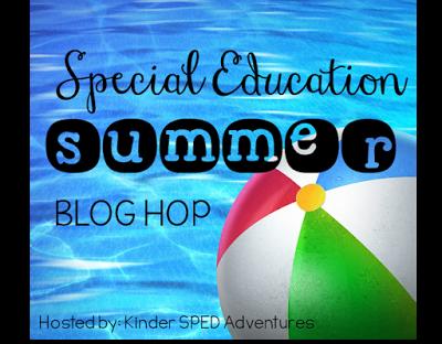 special ed summer blog hop week 2 classroom set up superheroes