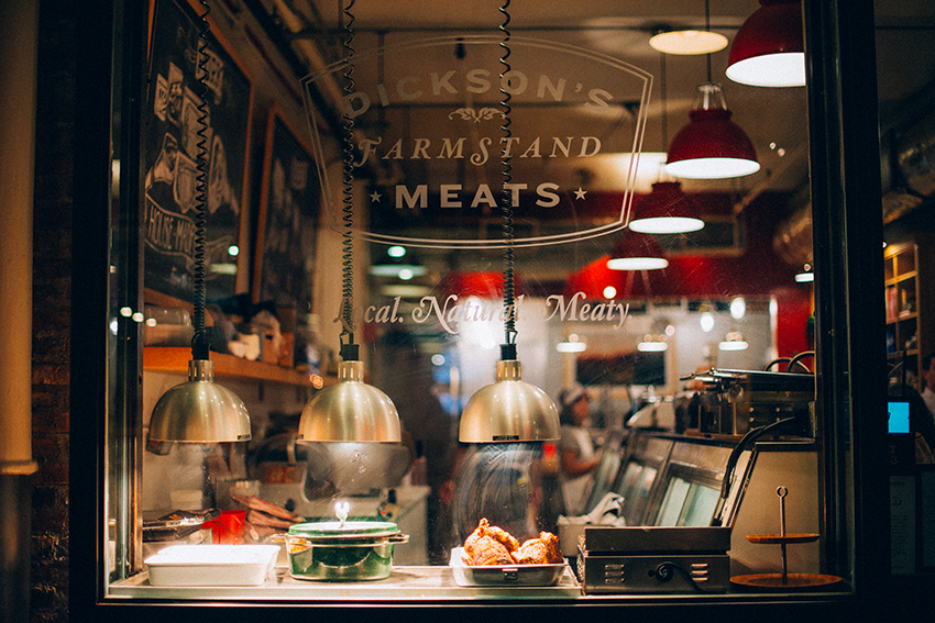the petticoat new york diary photo dickson meats meatpacking sirographics