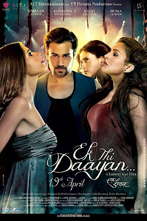 Download - Ek Thi Daayan – DVDRip AVI + RMVB Legendado ( 2013 )