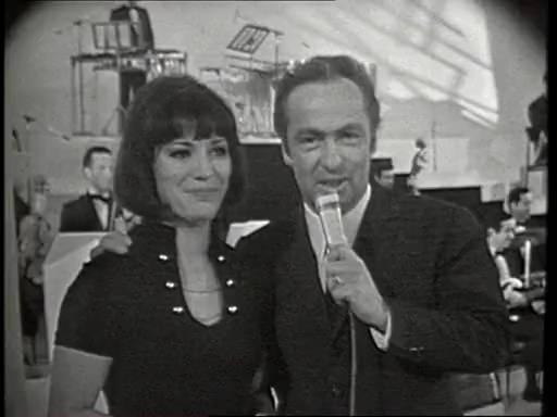 Télé Française Années 70: Le Palmarès Des Chansons : Fernandel