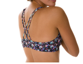 Style Athletics Onzie Activewear The Amazing Sports Bra Floral
