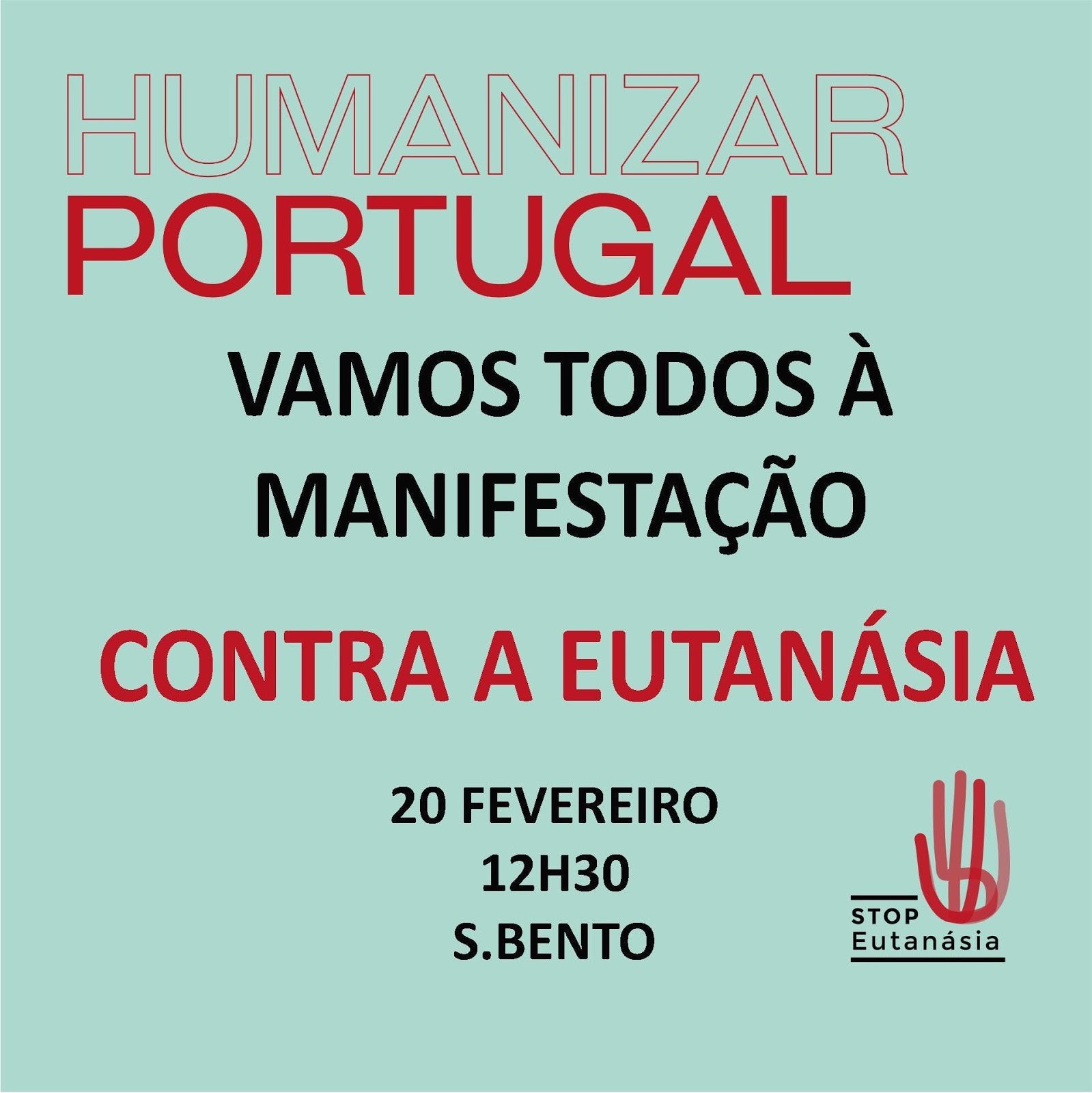20 de fevereiro, 12h30: Lisboa