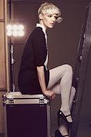 Асиметрична къса подстрижка в ретро стил, L'Orеal Professionnel