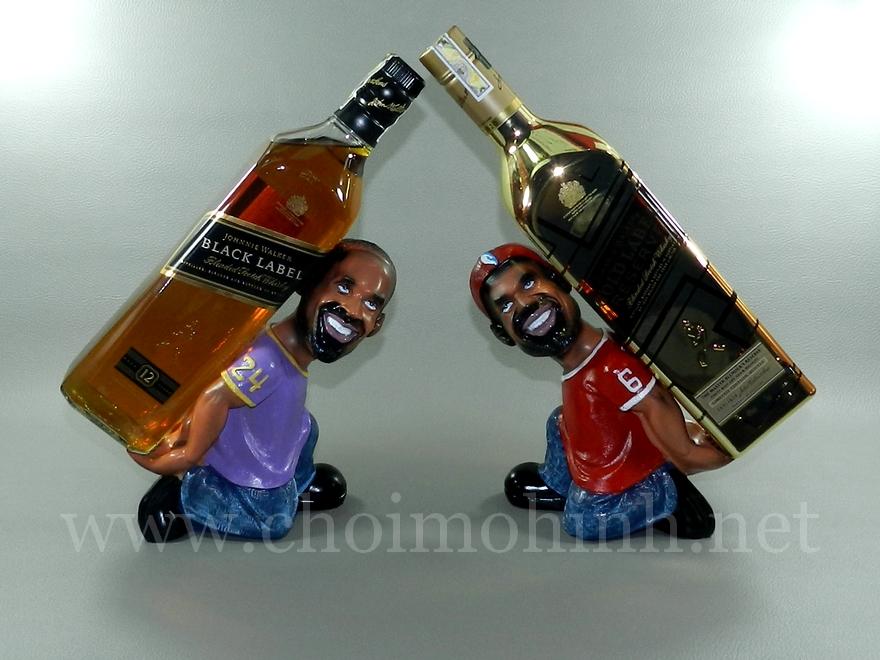 Đế để rượu Kobe & James