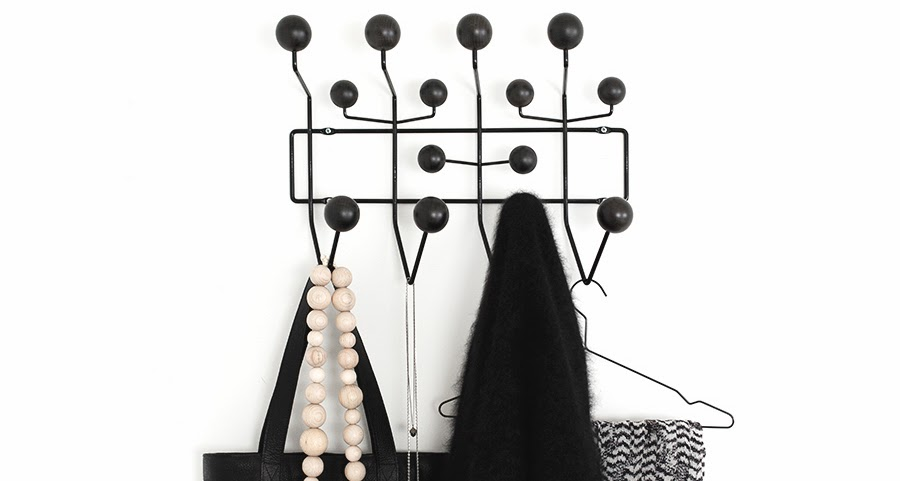 beeldsteil : Eames - Hang it All | My Home
