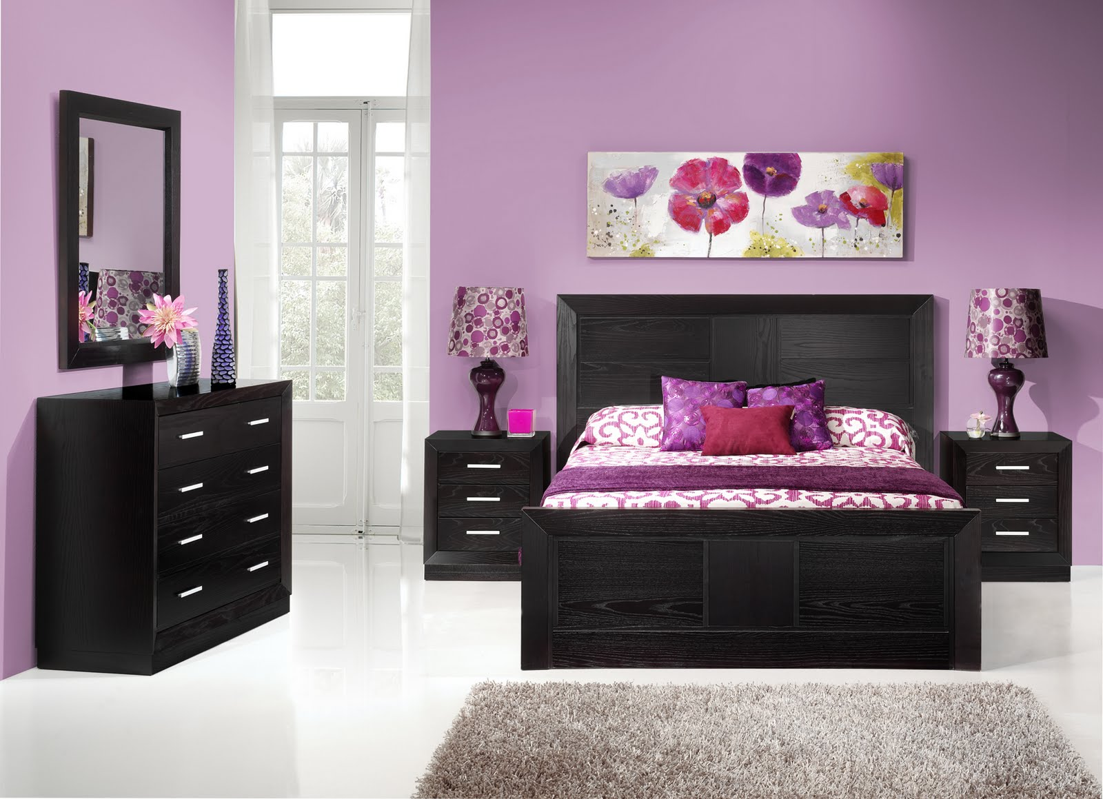 Modelo de dormitorios imagui for Opciones para decorar mi cuarto