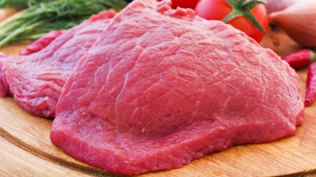 اللحوم الحمراء تسبب رائحة الجسم الكريهة و النقرس