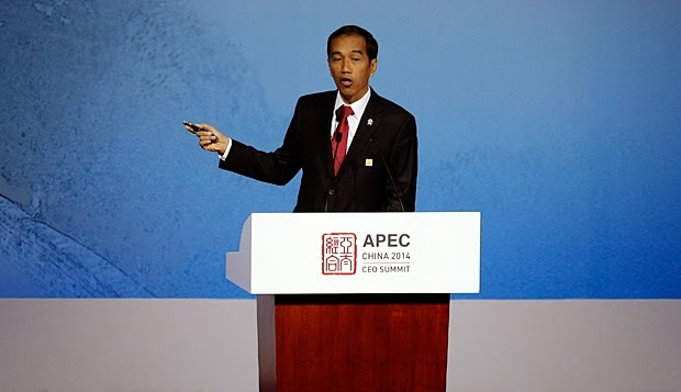 Jokowi Jadi Primadona di APEC