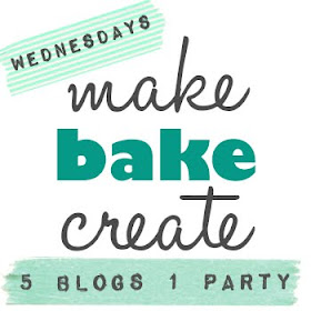 Wednesday's Make, Bake and Create