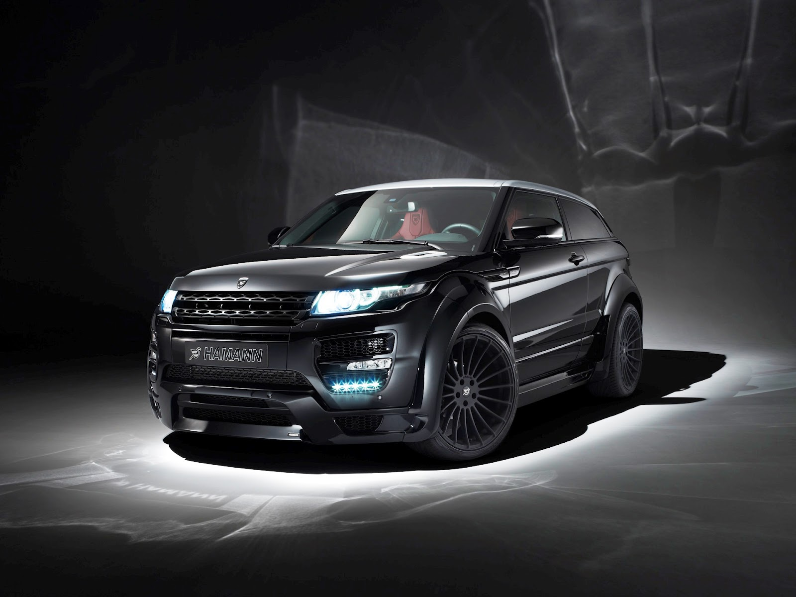2013 german modification range rover evoque hamann news hot car. Black Bedroom Furniture Sets. Home Design Ideas