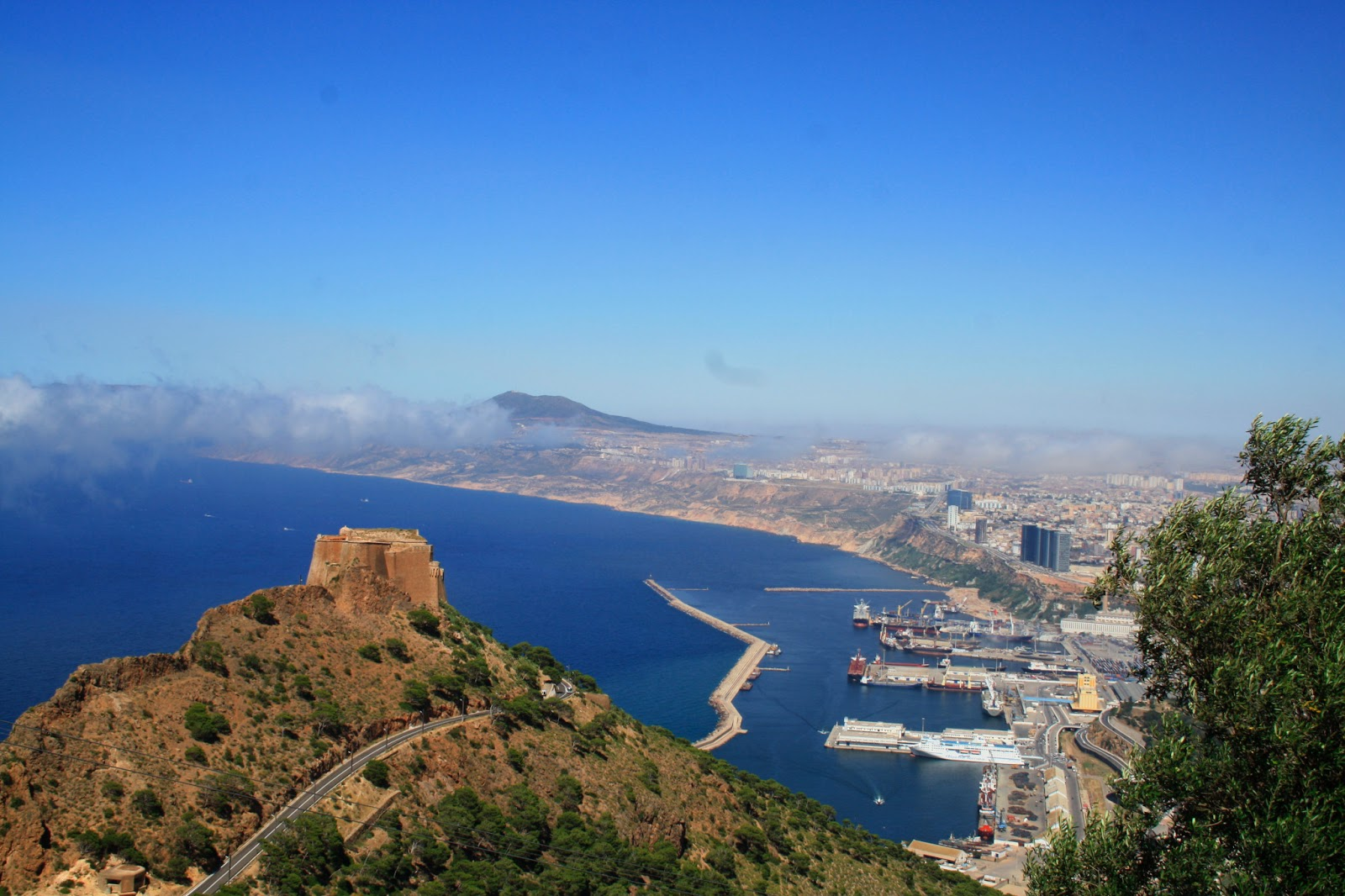 If You Knew Where To Look Could See The Oran Le Meridian Cindys Conference Was Held